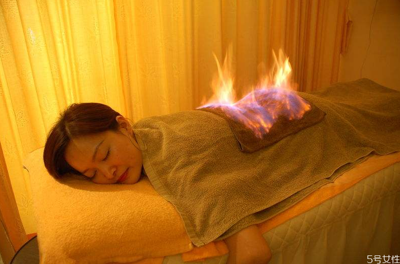 火疗的最佳时间 做完火疗后的排毒反应