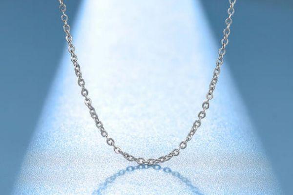 铂金项链保值吗