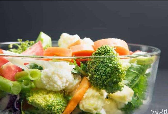 一周低碳水减肥食谱