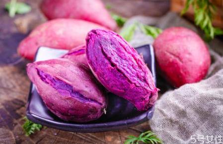 紫薯和玉米哪个更减肥 什么样的人不适合吃紫薯