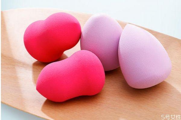 葫芦蛋粉扑的作用是什么 葫芦蛋怎么用粉底液