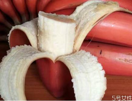 红香蕉怎么样才算熟 红香蕉的功效和作用
