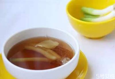 葱白煮水需要煮多久 葱白煮水的做法
