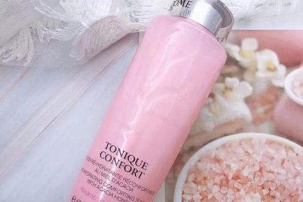 兰蔻粉水为什么是塑料瓶 兰蔻粉水瓶子硬还是软