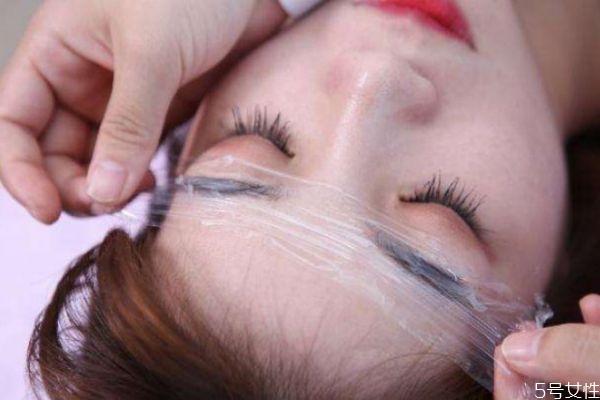 洗眉后能恢复吗 洗眉多长时间能恢复好