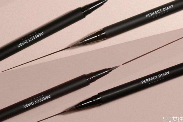 完美日记眼线笔好用吗 完美日记眼线笔保质期多久