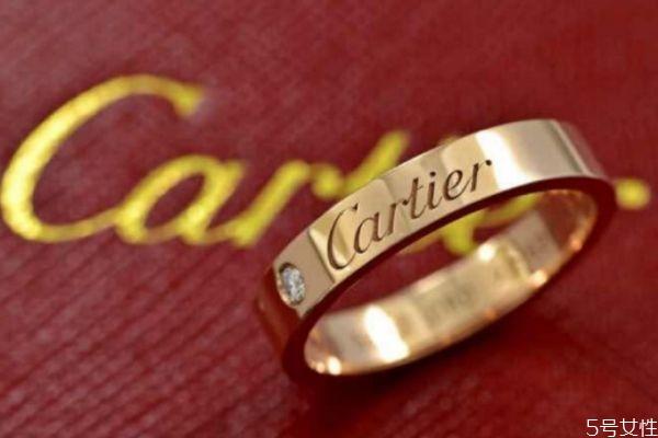 卡地亚戒指怎么看真假 卡地亚a货和正品的区别