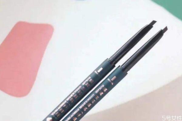 花西子眉笔颜色如何选 花西子眉笔和爱丽小屋哪个好