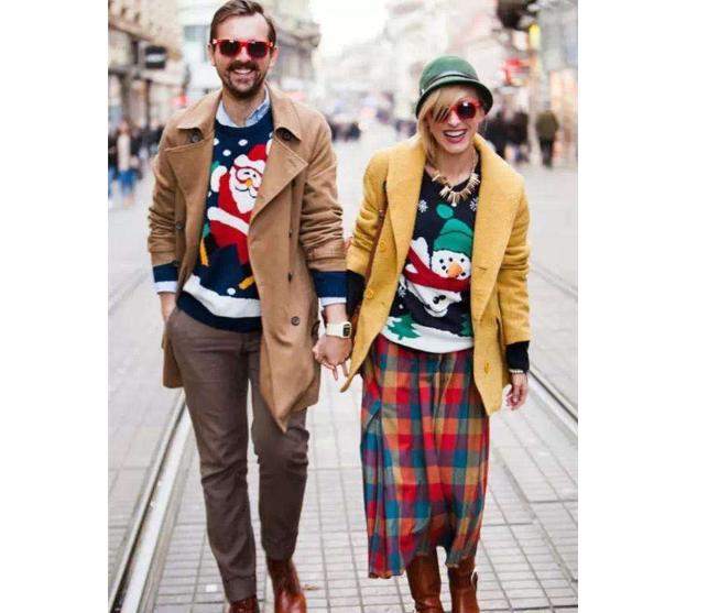 圣诞节可以怎么穿搭 圣诞约会穿搭攻略