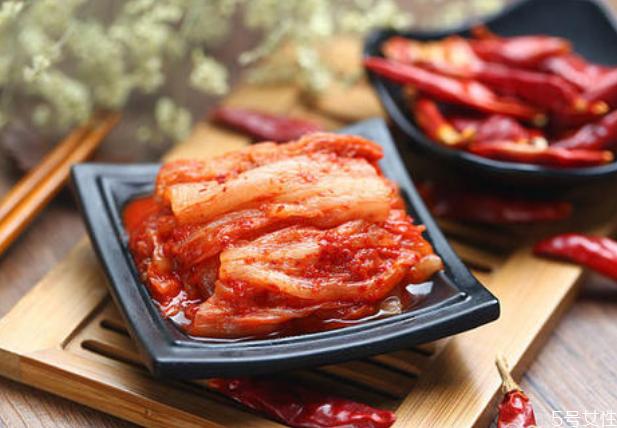 泡菜放冰箱能放多久 韩国泡菜一定要放冰箱里吗