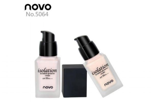 novo是不是劣质化妆品 novo是什么牌子的彩妆