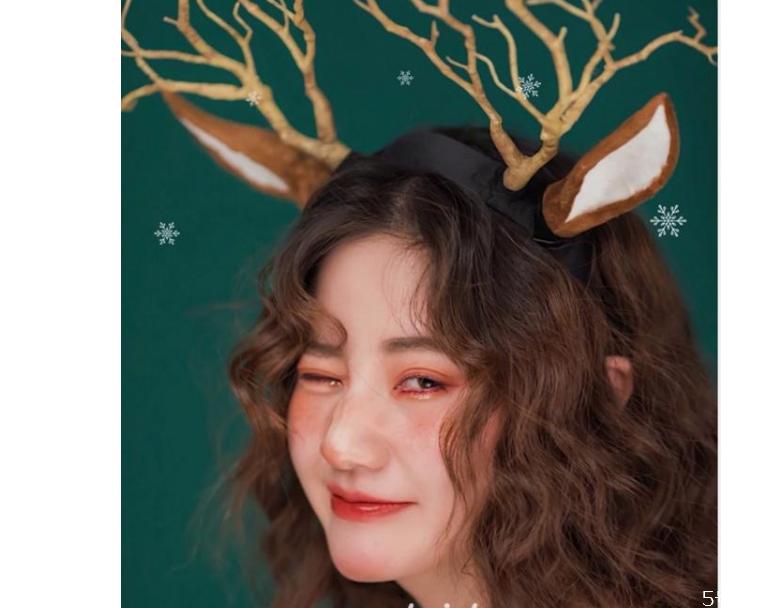 圣诞节妆容灵感 最惊艳的圣诞妆容