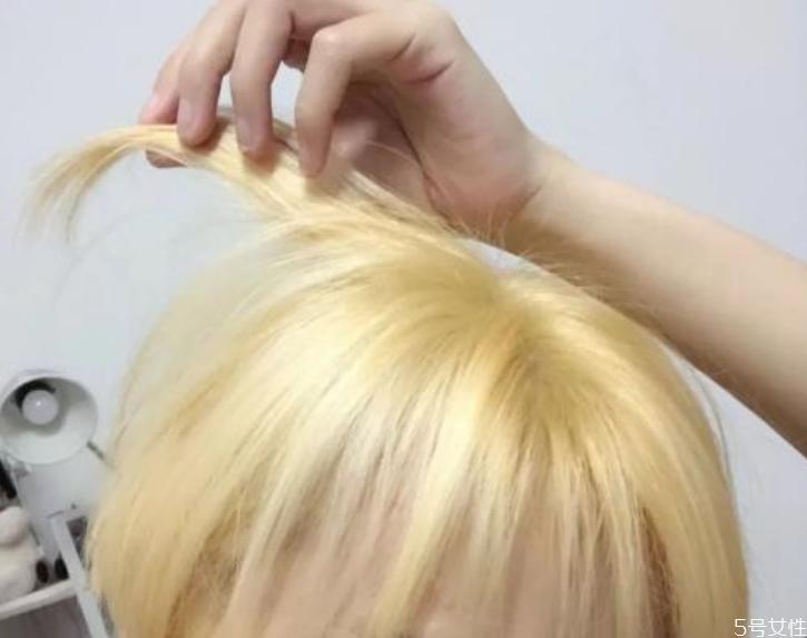 漂头发需要多长时间 漂头发当天可以染吗