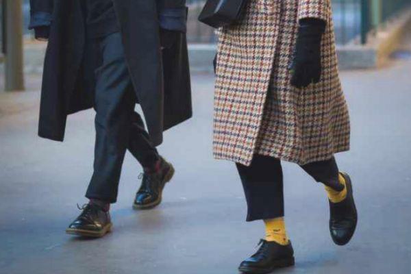 冬天穿什么袜子好看 冬天穿九分裤穿什么袜子