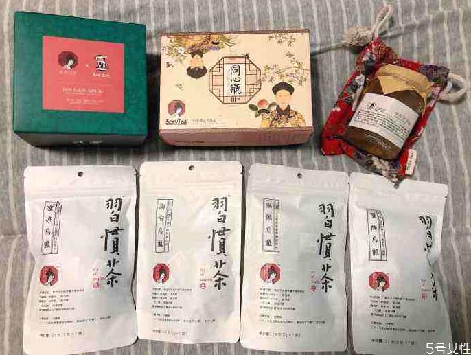 茶颜悦色茶包在哪买 茶颜悦色茶包多少钱一盒