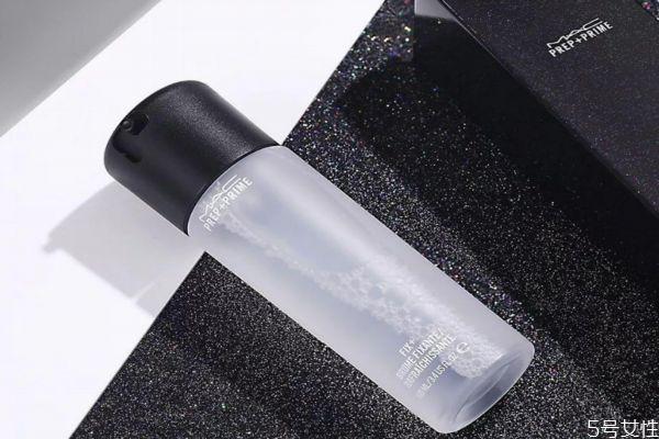 定妆喷雾没有成膜剂可以定妆吗 定妆喷雾成膜剂叫什么