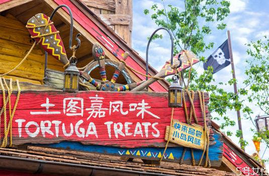 上海迪士尼餐厅推荐 上海迪士尼吃饭攻略