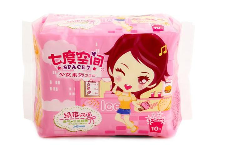 七度空间卫生巾质量怎么样 中国最好的十大卫生巾
