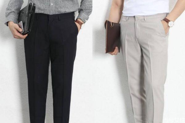 做西裤用什么材料好 西裤面料有哪些