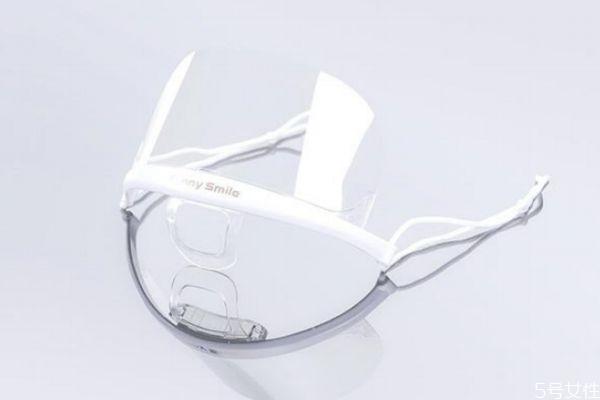 透明口罩能预防冠状病毒吗 透明口罩有什么用