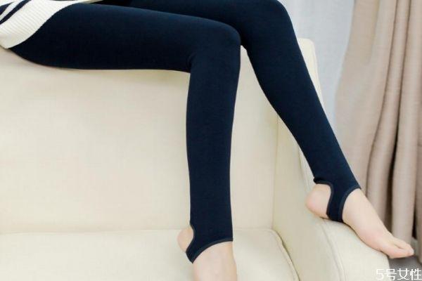 踩脚裤上滑怎么固定 踩脚裤老是掉怎么办