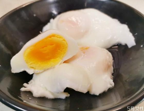 荷包蛋的热量 减脂可以吃荷包蛋吗