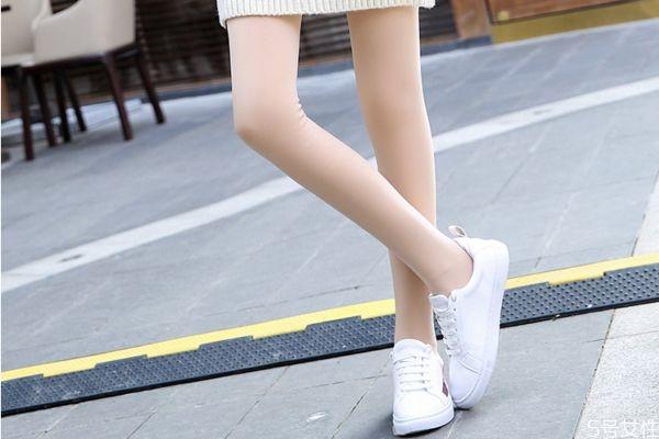 光腿神器连袜好还是踩脚好 最火网红光腿神器推荐