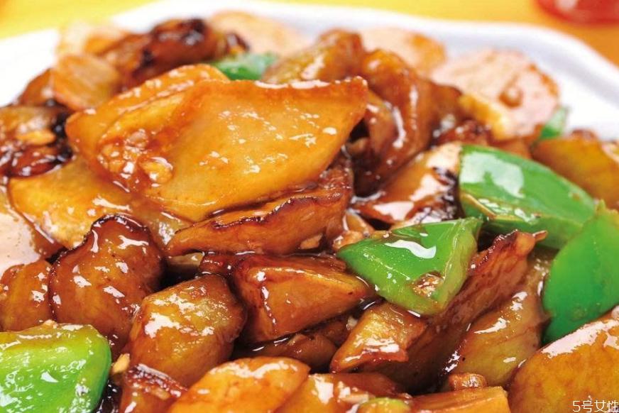 地三鲜是哪里的菜 地三鲜的历史由来