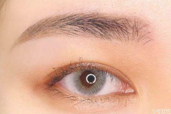 半永久眉怎样加速淡化 眉毛反色期怎么保养