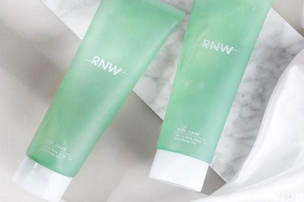 rnw芦荟胶敏感肌可以用吗 rnw芦荟胶注意事项