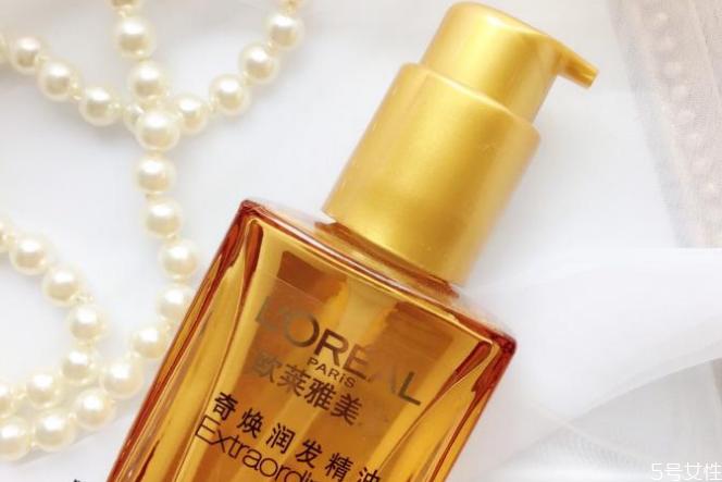 欧莱雅护发精油可以每天用吗 护发精油可以经常使用吗