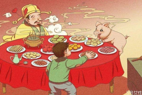 祭灶节为什么要吃麻糖 小年吃麻糖的由来