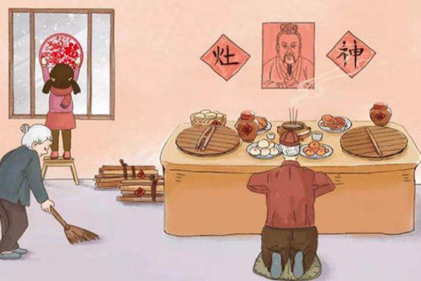 祭灶节是中国传统节日吗 小年一般吃什么菜