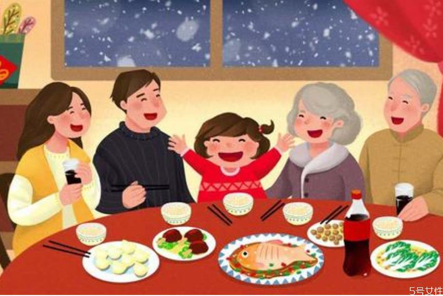 除夕夜为什么要吃饺子 除夕吃饺子的寓意