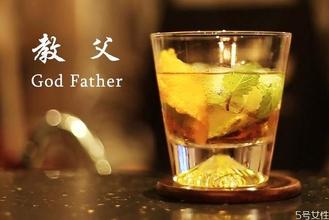 教父鸡尾酒多少度 教父酒后劲大吗