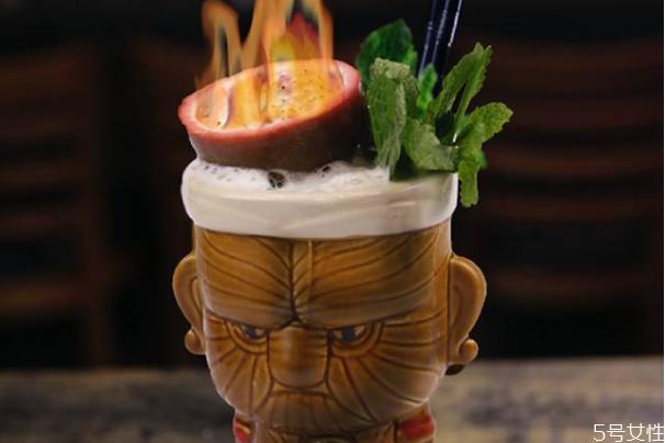 zombie鸡尾酒味道 zombie鸡尾酒配方