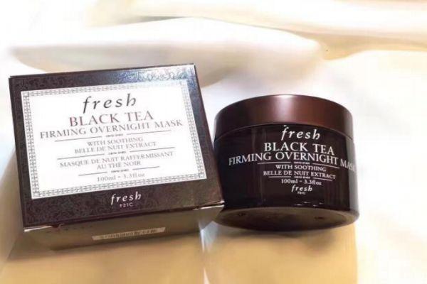 fresh黑茶面膜多少钱 fresh黑茶面膜适用年龄