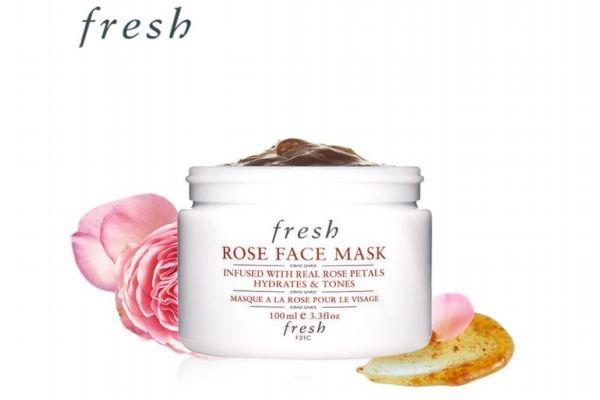 fresh玫瑰面膜的功效与作用 fresh玫瑰面膜的成分