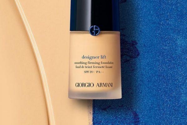 阿玛尼蓝标粉底液适合什么皮肤 蓝标粉底液适合干皮吗