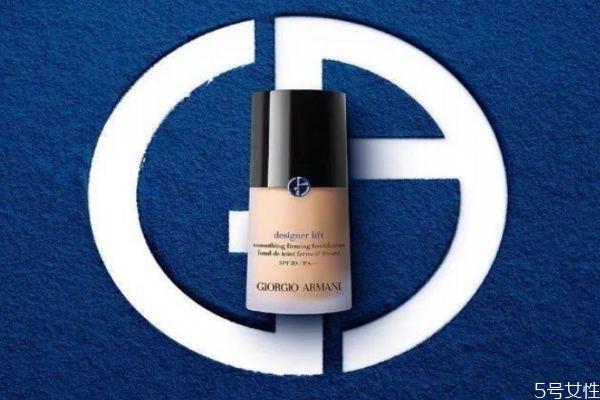 阿玛尼蓝标粉底液色号选择 美容油可以和粉底液一起吗