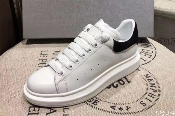 麦昆新款和旧款的区别 如何分辨麦昆鞋的真假