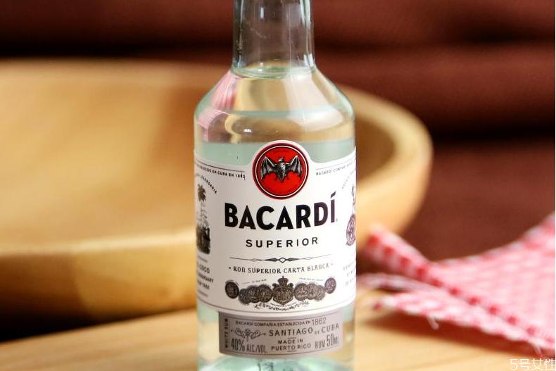 百加得朗姆酒可以直接喝吗 百加得朗姆酒怎么喝