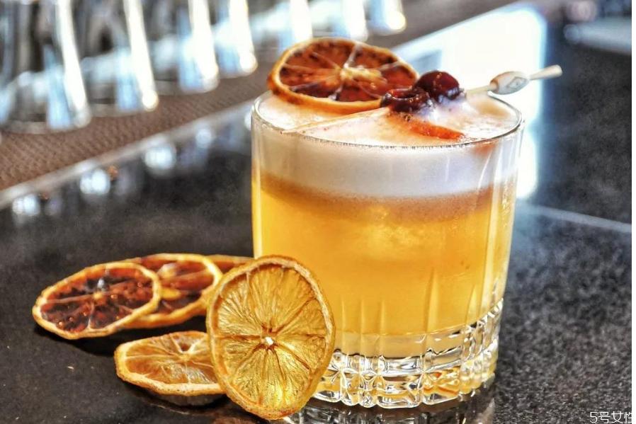威士忌酸什么味道 威士忌酸是什么酒
