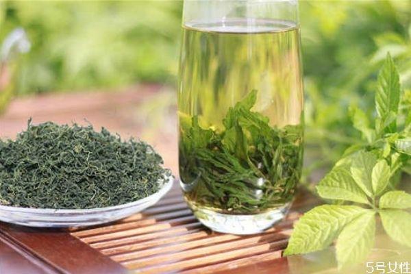 绞股蓝茶减肥怎么喝效果好 喝绞股蓝茶还有哪些功效