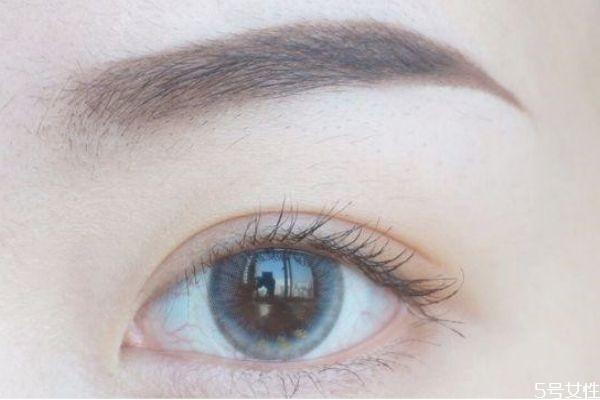 眉毛可以一年纹一次吗 眉毛纹一次管多久