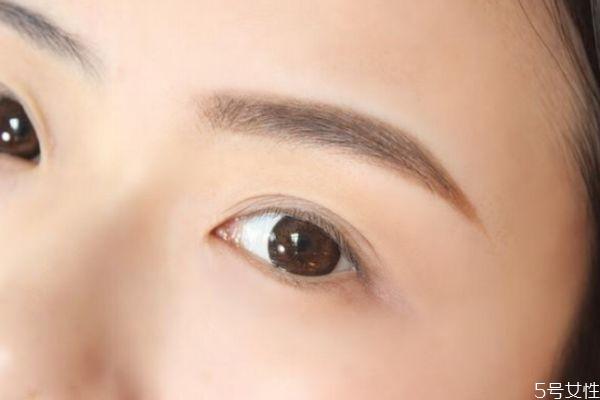 纹眉补色后还会结痂么 纹眉掉痂后颜色很淡会反色吗