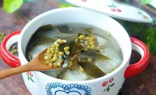 排骨绿豆海带汤的功效与作用 排骨绿豆海带汤的做法