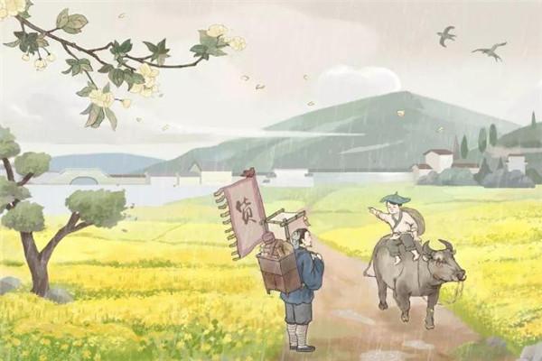 清明节为什么要插柳枝 清明节开什么花