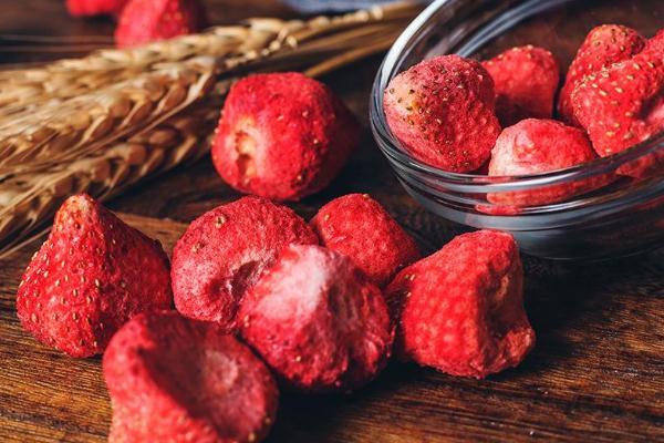 冻干草莓怎么储存 冻干草莓保质期多久