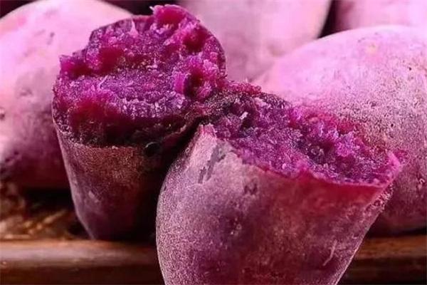 紫薯和红薯的区别 紫薯早餐搭配有什么营养